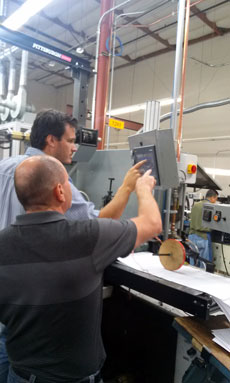 On-site HMI Programming Service