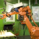 CNC Milling with Robot Arm