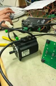 Servo Motor and Drive Tuning at AMC