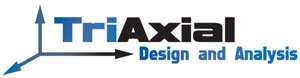 TriAxial Design and Analysis logo