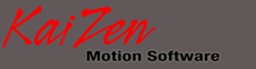 Kai Zen Motion Software logo