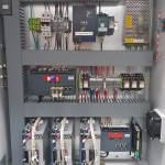 Quest 3 Axis Custom Panel for Paint Spraying Application