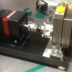 Pomtava Pump direct to Micron Motor with Coupling for Kaizen Pump Skid Assembly