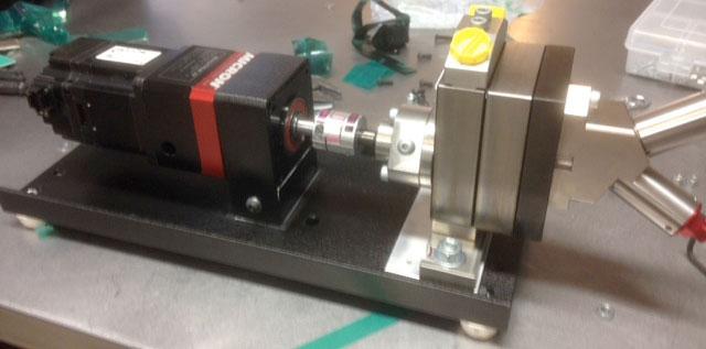 KaiZen pump skid assembly