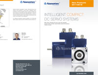 cover image for Nantoec product flyer
