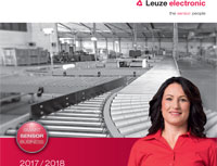 cover image for Leuze electronic product catalog
