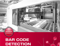cover image for Leuze electrong Bar Code Detection white paper, chapter 1