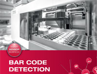 cover image for Leuze electronic Bar Code Detection white paper, chapter 3