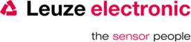 logo for Leuze electronic - the sensor people